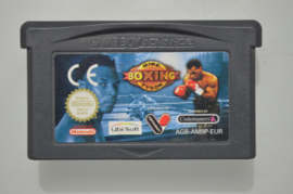 GBA Mike Tyson Boxing