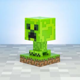 Minecraft Creeper Icon Light - Paladone [Nieuw]