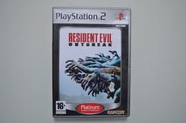 Ps2 Resident Evil Outbreak (Platinum)