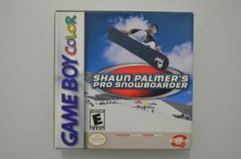 GBC Shaun Palmer's Pro Snowboarder [Compleet]