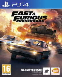 Ps4 Fast + Furious Crossroads [Pre-Order]