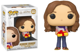 Harry Potter Funko Pop - Holiday Hermione Granger #123 [Nieuw]