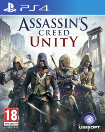 Ps4 Assassins Creed Unity [Nieuw]