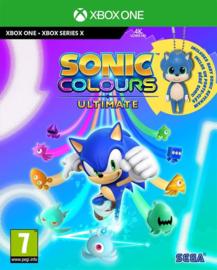 Xbox Sonic Colours Ultimate Day One Edition + Bonus (Xbox One/Xbox Series X) [Pre-Order]