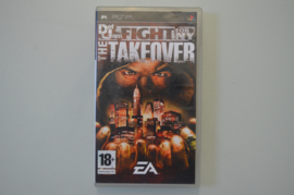 PSP Def Jam Fight For NY The Takeover