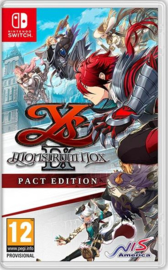 Switch YS IX Monstrum Nox Pact Edition [Pre-Order]