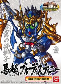 Gundam Model Kit SD BB321 Bacho Blue Destiny Japanse Version - Bandai [Nieuw]
