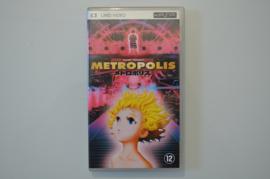 PSP UMD Movie Metropolis