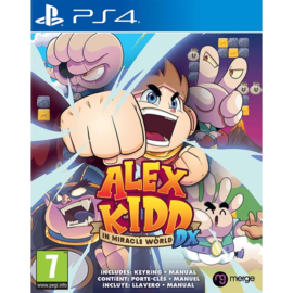 Ps4 Alex Kidd in Miracle World DX [Pre-Order]