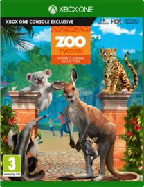 Xbox One Zoo Tycoon Ultimate Animal Collection [Nieuw]