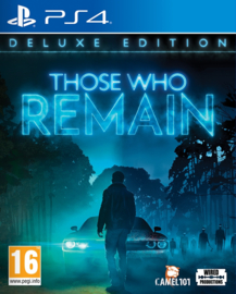 Ps4 Those Who Remain Deluxe Edition [Pre-Order]
