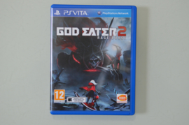 Vita God Eater 2 Rage Burst