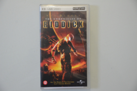 PSP UMD The Chronicles of Riddick