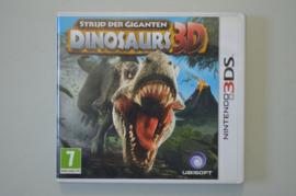 3DS Strijd Der Giganten Dinosaurs 3D