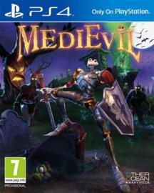 Ps4 MediEvil [Nieuw]
