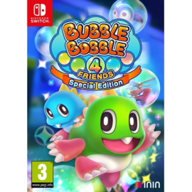 Switch Bubble Bobble 4 Friends Special Edition [Nieuw]