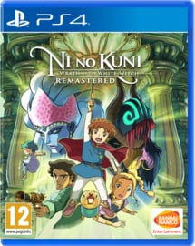 Ps4 Ni No Kuni Wrath of the White Witch Remastered [Nieuw]