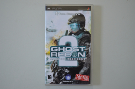 PSP Tom Clancy's Ghost Recon Advanced Warfighter 2