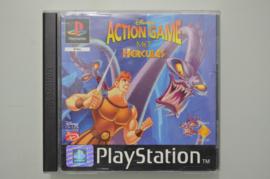 Ps1 Disney's Action Game met Hercules