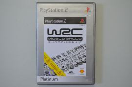 Ps2 WRC - World Rally Championship (Platinum)