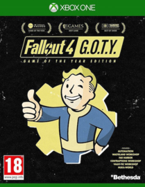 Xbox One Fallout 4 Game of the Year Edition [Nieuw]