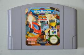 N64 Micro Machines 64 Turbo