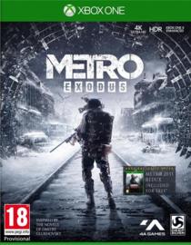Xbox One Metro Exodus [Nieuw]