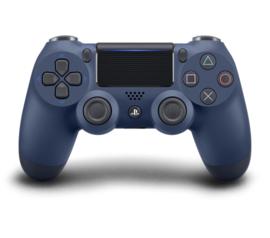 Playstation 4 Controller Wireless Dualshock V2 (Midnight Blue) - Sony [Nieuw]