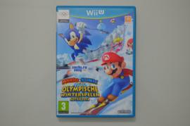 Wii U Mario & Sonic op de Olympische Winterspelen Sotsji 2014
