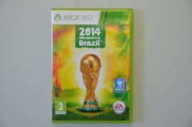 Xbox 360 2014 Fifa World Cup Brazil