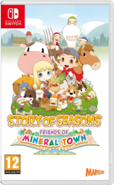 Switch Story of Seasons Friends of Mineral Town [Pre-Order]