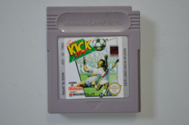 Gameboy Super Kick Off