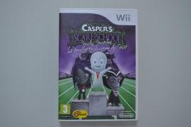 Wii Casper's Scare School - Casper's Spooky Sportdag
