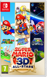 Switch Super Mario 3D All Stars [Nieuw]