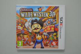 3DS Carnival Games Wilde Westen 3D