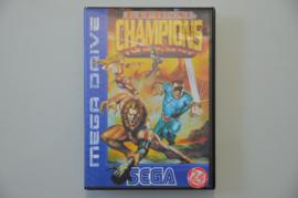 Mega Drive Eternal Champions [Compleet]
