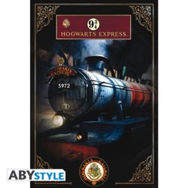 Harry Potter Poster Hogwarts Express (61x91cm) - ABYStyle