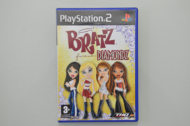 Ps2 Bratz Forever Diamondz