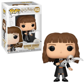 Harry Potter Funko Pop - Hermione with Feather #113 [Nieuw]