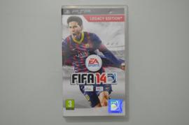 PSP Fifa 14 Legacy Edition