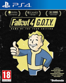 Ps4 Fallout 4 Game of the Year Edition [Nieuw]