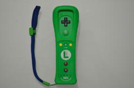 Nintendo Wii Mote Plus Luigi Edition
