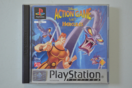 Ps1 Disney's Action Game met Hercules (Platinum)