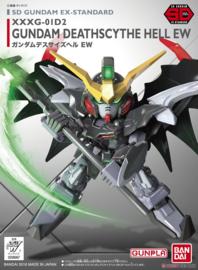 Gundam Model Kit SD Gundam EX-Standard 012 Deathscythe Hell EW - Bandai [Nieuw]