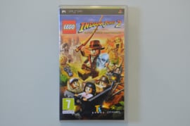 PSP Lego Indiana Jones 2 The Adventure Continues