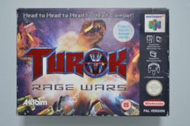 N64 Turok Rage Wars [Compleet]