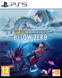 PS5 Subnautica Below Zero  [Pre-Order]