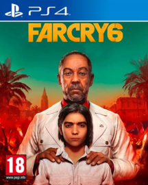 Ps4 Far Cry 6 [Pre-Order]