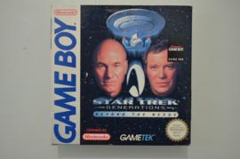 Gameboy Star Trek Generations Beyond The Nexus [Compleet]