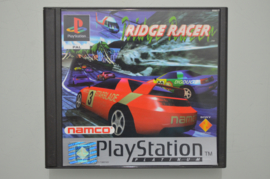 Ps1 Ridge Racer (Platinum)